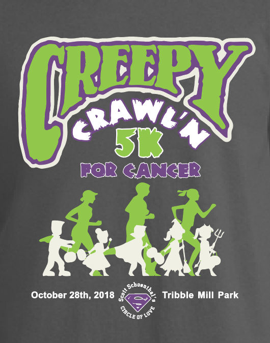 Creepy Crawl'n 5K For Cancer