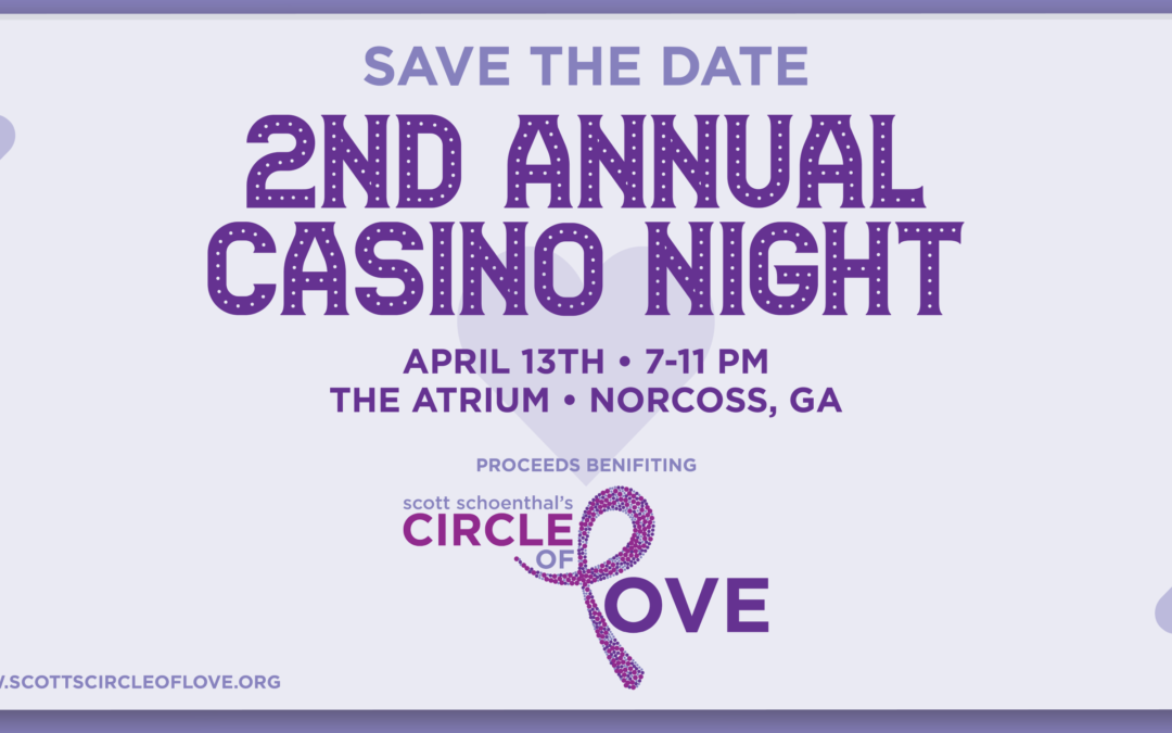 2ND ANNUAL CASINO NIGHT